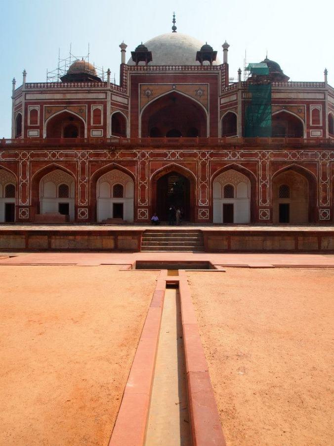 Tumba de Humayum en Delhi