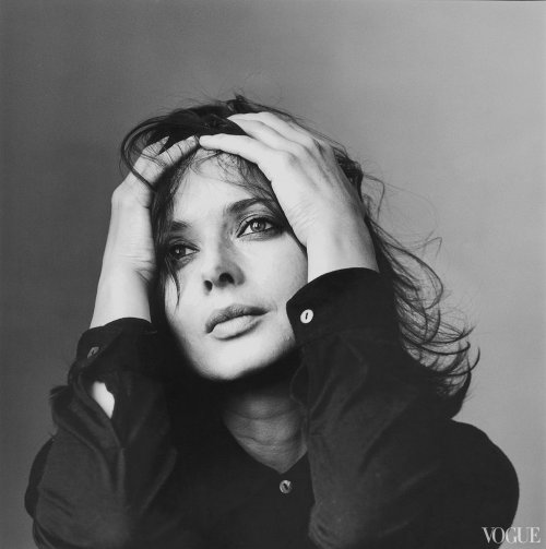 Isabella Rossellini. Foto: Irving Penn