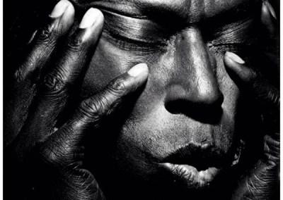 Miles Davis. Foto: Irving Penn