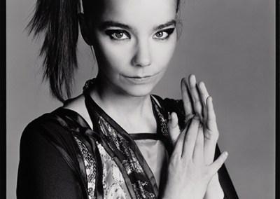 Björk. Foto: Richard Avedon