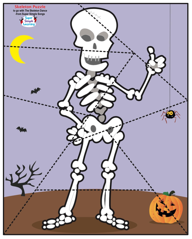 Conversational Calaveras 5 Dem Bones Dance Amp Artivities