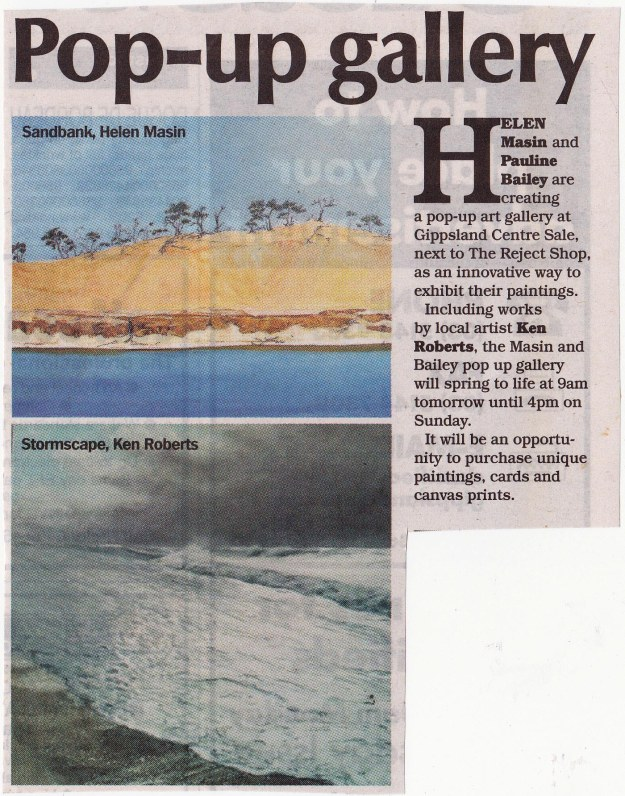 Gippsland Times 20th August 2014