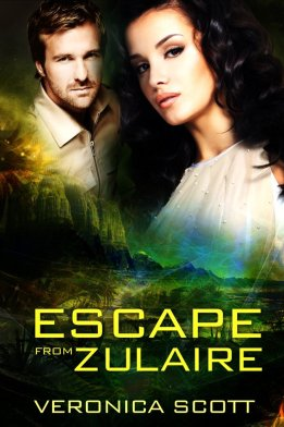 Escape from Zulaire cover art