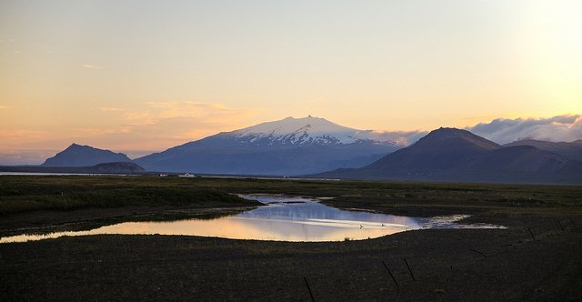 Iceland view