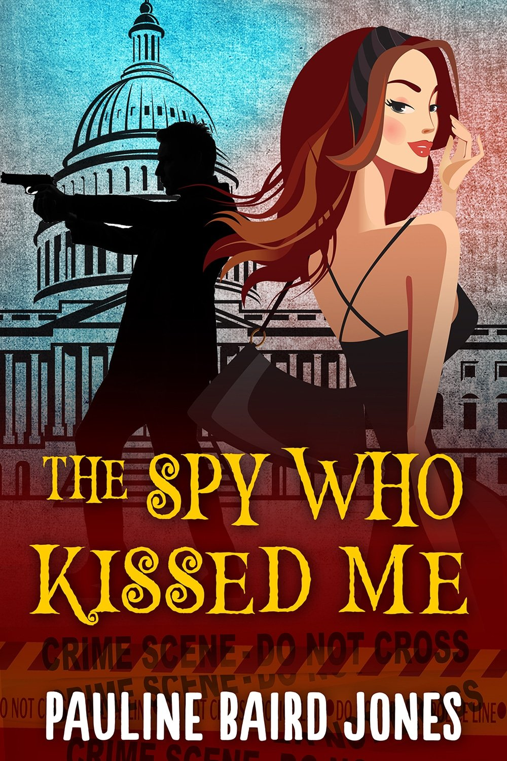 Image result for the spy who kissed me
