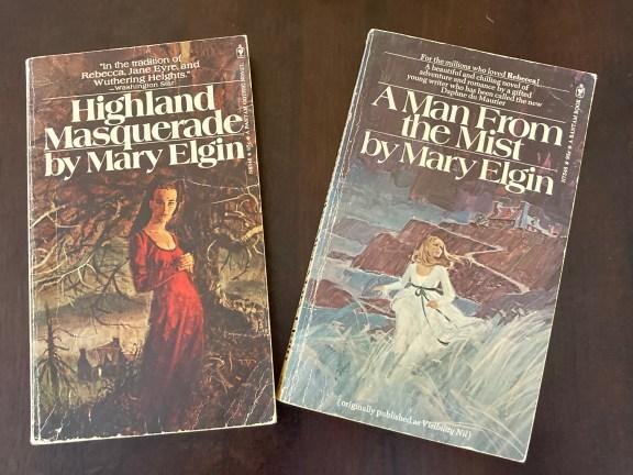 Mary Elgin books