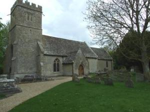 St Mary's, Buscot