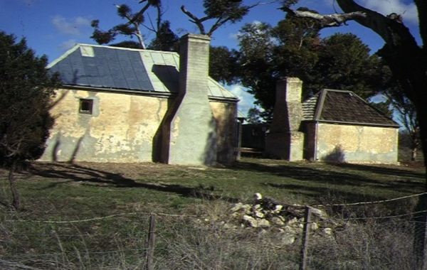 Ebeneser Mission Buildings