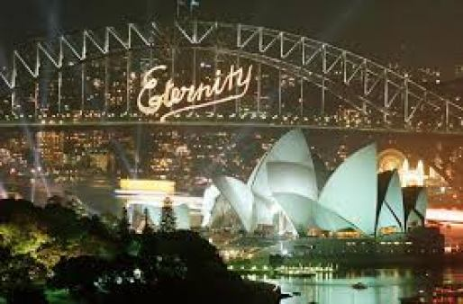 Arthur Stace, 'Mr Eternity; honoured on Sydney Harbour Bridge.