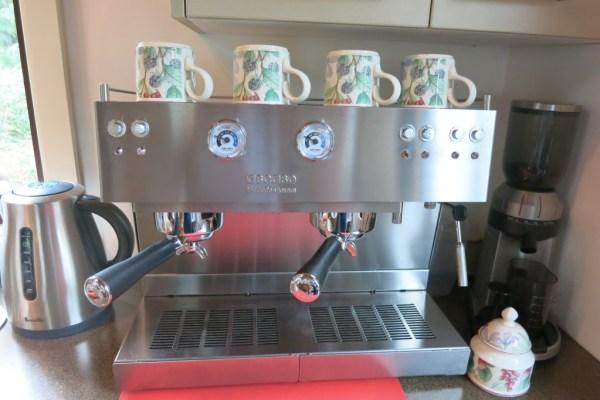 Ascaso Coffee Machine