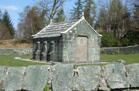 THE MACQUARIE MAUSOLEUM