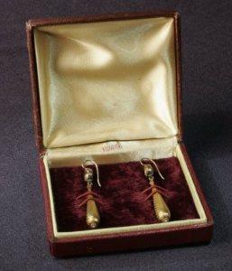 Mrs Macquarie's Earrings.