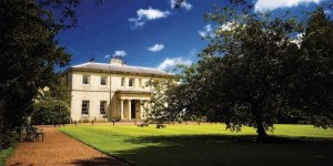 Linden Hall, Which a spendthrift Charles Bigge filled with treasures.