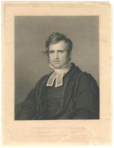 The Reverend John Rashdall 1846