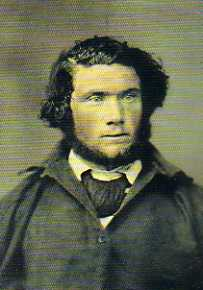 James Johnson, lone survivor of The Dunbar.