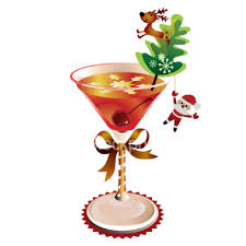 Christms cocktail