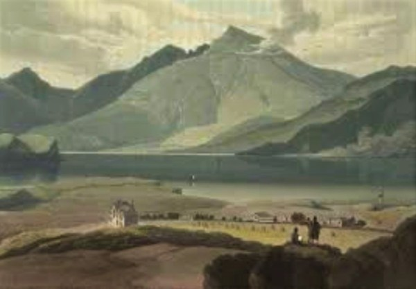 Charle's Macquarie's estate on the Isle of Ulva