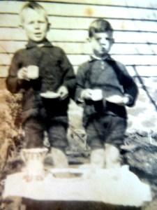 Teaparty circa 1925