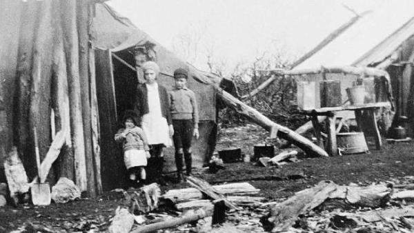 Camp at Tellaheah