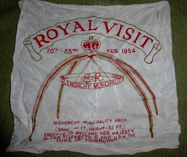 Royal memento
