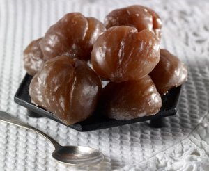 Marrons Glaces. Yum!