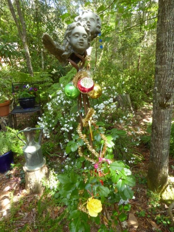 Pauline's tree. Hmmmmm