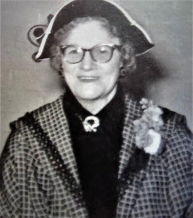 My grandmother Alice.