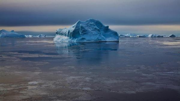 The beauty of the Antarctic.