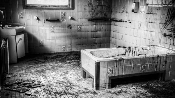 Old TB sanitorium at Wentworth Falls