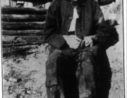 James McGinty, Tasmanian gold prospector.