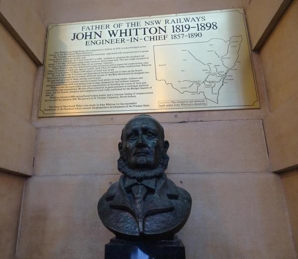 John Whitton