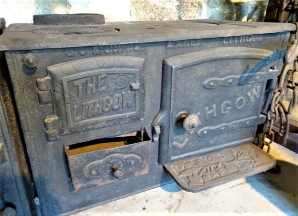 The Lithgow Stove