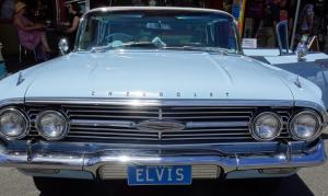 Old Chevvy at Katoomba