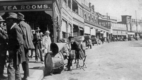 Katoomba Street 1922