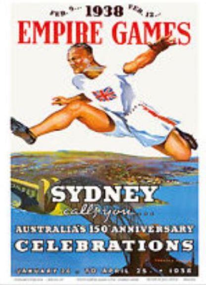 Empire Games Sydney, 1938