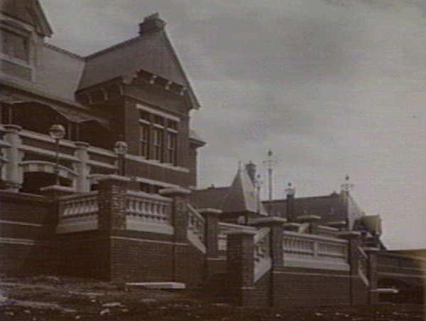 Sunbury Mental Asylum