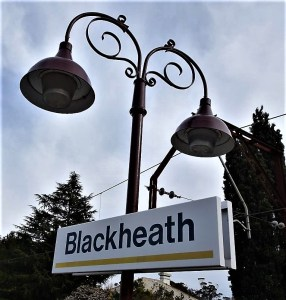 Blackheath railway station in the Blue Mountains