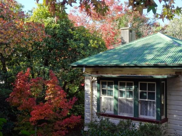 Cottage in Wentworth Street Blackheath NSW