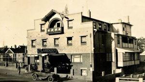 Clarendon Boarding House circa 1927