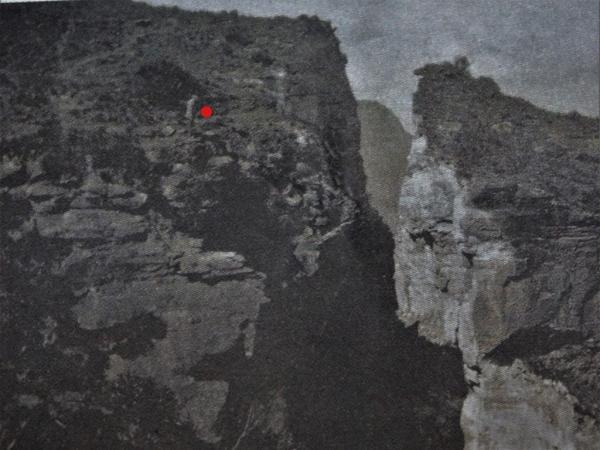 Katoomba Rock Fall