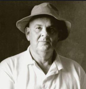 The Australin poet Les MurrayAustralian poet Les Murray.