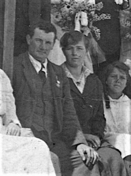 Arthur and Elizaeth Singleton