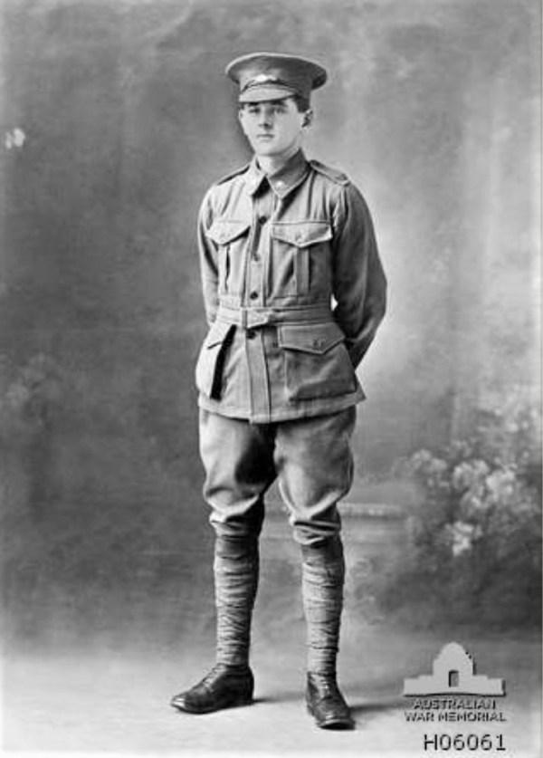 Corporal Ellis Cork