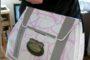 Wine box handbag