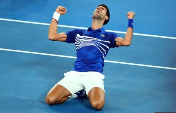 Novak Djokovic wins 2019 Australin Open