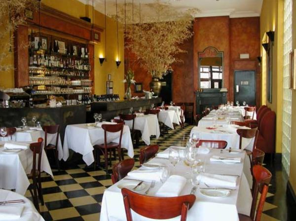 Silks Brasserie at Leura