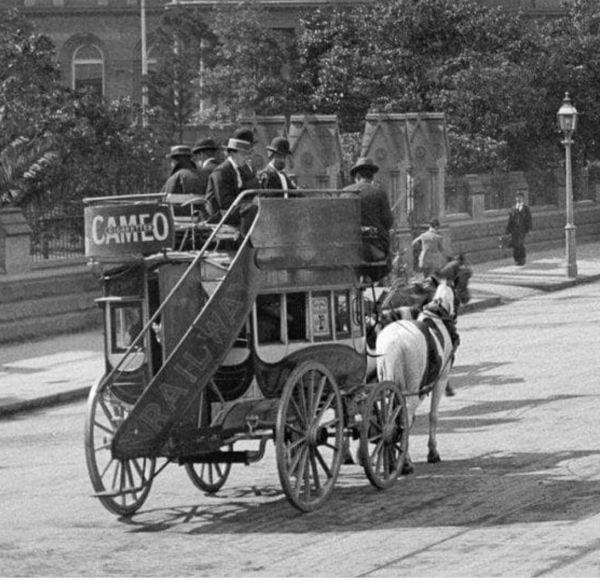 Omnibus in Sydney