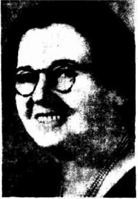 Mrs Margaret Roche, who died of strychnine poisoning.