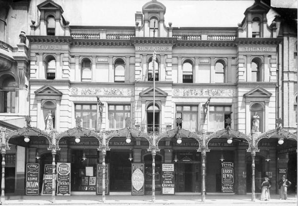 Tivoli Theatre in Sydney