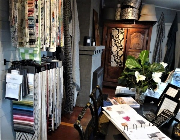 Upholstery service, Blackheath Interiors.